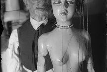 Marionettes, puppets & creepy dolls / by Alice Wilson