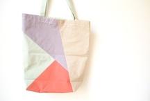 Tote bag / by Anne Loiseau