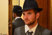 Man Hats / Classic Fur Felt Hats Wool Felt Caps