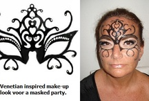 IM Makeup creations / A selection of my make-up art.