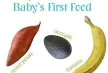 Baby food  / by Vanessa Aguirre