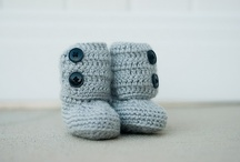 knit & crochet / knitting and crocheting project ideas