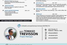 Dott. Tomaso Trevisson / Info sul profilo professionale.