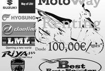 Renting moto Profesional / Renting Profesional de moto para empresas en España, Portugal y Francia. BEST RENT A SCOOTER - MOTOWAY. Visita nuestras webs www.motoway.es o www.bestrentscooterbarcelona.com