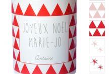 Les mugs personnalisés Les Griottes / Des mugs tout doux, personnalisables et personnalisés!