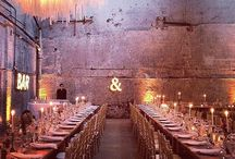 Mariage thème industriel / Industrial wedding / Ideas and inspirations for an industrial themed wedding