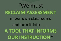 Assessment / Please share what has worked well at your school as you developed an Exceptional System for Assessment.