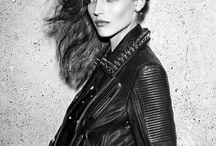 >&>  Bomber ou perfecto ? >&> / Pour le début de l'hiver ou pour cet automne c'est la petite veste qu'il vous faut ! / by MonShowroom.com ♥