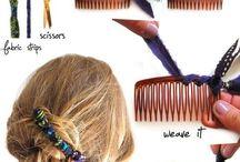 Peinados y maquillaje