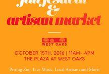 Fall Festival & Artisan Market
