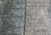 surfaces & colours & textures