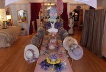 Annabel's Easter hat party / by Karri Montes