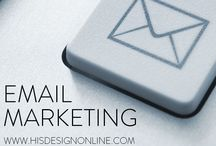Email Marketing Tips / Email marketing tips for building your email list, statistics, open rates, and all things opt in!