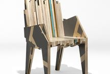 flat chairs stol
