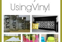 Great Ideas Using Vinyl!