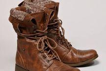 Boots / by Elizabeth Plesnarski