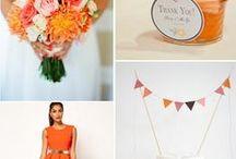Matrimonio in arancio
