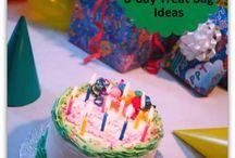 Birthday Ideas / by Christa Ward-Gillis