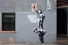 Legend Banksy