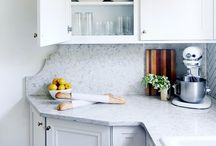 Dream Kitchens / Beautiful kitchens that will inspire your next project.