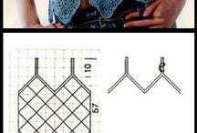 Cose da indossare / Modelli di indumenti a uncinetto