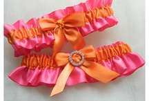 Pink and Orange Weddings / Pink and Orange ideas for your wedding day!