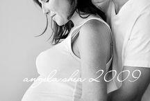 Zwangerschapsfotoshoot ideeën