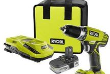 Brags, Reviews, & Giveaways / Photos of RYOBI Power Tools / by RYOBI Tools