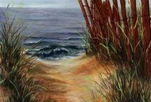 Sulu boya tablo