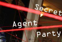 Secret Agent Activities