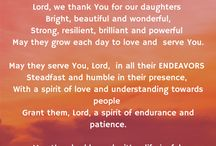 Prayer For Daughters