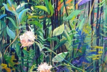 Paintings From the Bog / Some special finds, out and about in the field / by Melissa Pierson