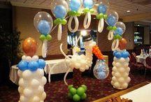 Baby Shower / Encuentra las mejores decoraciones de #babyshower en este tablero #decoracion