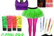 5k Fun / What to wear to fun 5ks!