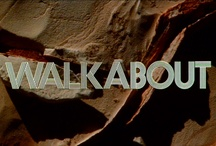 { WALKABOUT } / Walkabout refers to a rite of passage during which male Australian Aborigines would undergo a journey during adolescence and live in the wilderness for a period as long as six months.