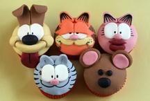 Muffins, cupcakes etc.