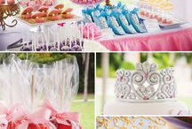 princess party / princess birthday party