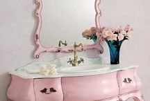 At Home: Pink