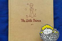 Her Gün 1 Küçük Prens / 2016 yılında her gün farklı dil/lehçelerde bir Küçük Prens kitabını ve hakkında bilgileri #hergün1küçükprens etiketiyle paylaşıyorum.