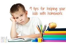 Homework Helper / Helpful and practical ways to encourage the kids to do their homework. Tips for making Homework time more organised are available at www.shesallsorted.com #shesallsorted #backtoschool #homeworkstation #homework #organized #school