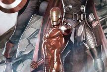 Marvel - lous heros