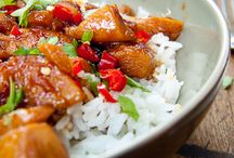 Chinese Food / Chinese Food / by Vanessa Baird