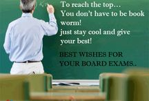 Best Wishes / GaapBright wishing you best of luck for your board exams..