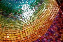 ..mosaics..