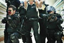 Hot Fuzz / BrotherTedd.com