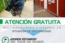 Corporacion AMAR / Ayudando al adulto mayor en situación de discapacidad