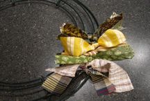 Crafts: Fabric and Paper