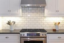 Kitchen tiles and Splashback