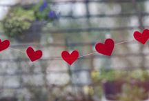 St-Valentin / by Catherine Moreau