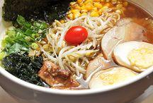 Ramen & Asian Noodles